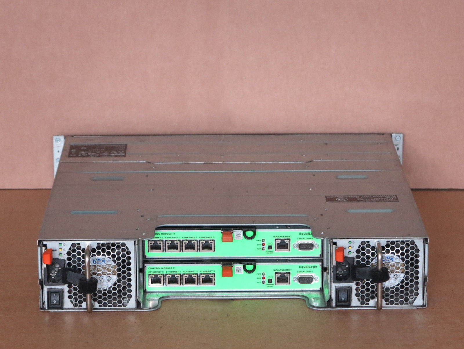 Dell Equallogic Ps6100x Virtualized Iscsi San Storage